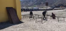 छायाँनाथ रारा नगरपालिका मुगु ले श्री महाकालि नमुना माध्यामिक विद्यालयमा  २१ बेडको संरोध (Quarantine) स्थल स्थापना गरि संञ्चालन गर्दै ।