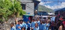 ४० औ शिक्षा दिवसका अवसरमा संञ्चालीत विभिन्न कार्यक्रमहरु ।