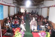 छायाँनाथ रारा नगरपालिका मुगु काे पाँचाै नगर सभा